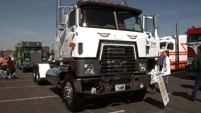 MATS Bobtail Trucks - David Carey