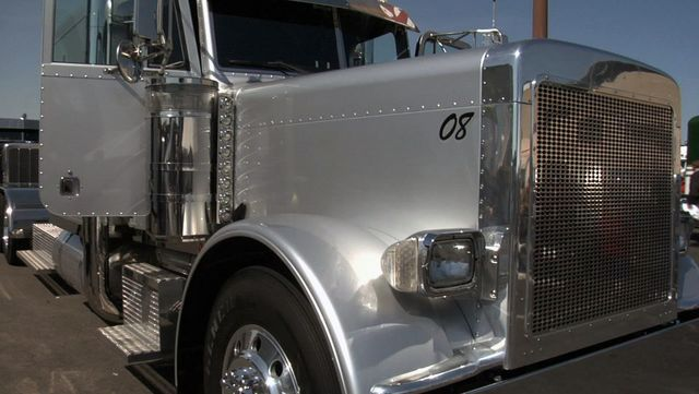 MATS Bobtail Trucks - David Wood