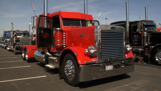 MATS Bobtail Trucks - James Dowell