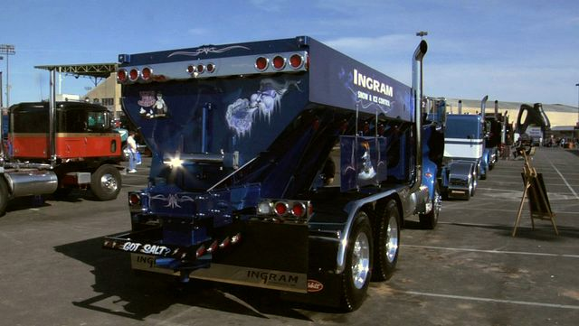 MATS Bobtail Trucks - Richard Ingram 2