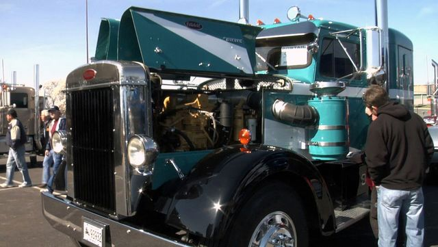 MATS Bobtail Trucks - Robert Downey