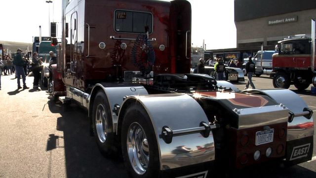 MATS Bobtail Trucks - William Benjamin