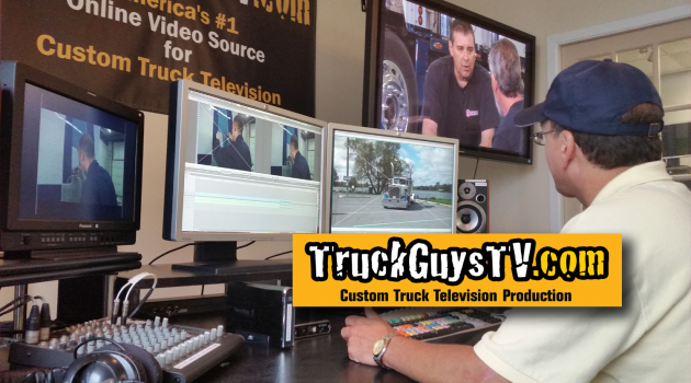 Show off your trucks and/or your business with TruckGuysTV…